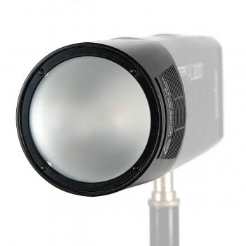 Cabezal redondo H200R para lámparas Godox AD200
