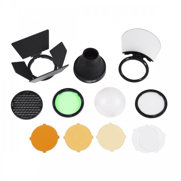 Godox V1 and AD200 round flash head accessories kit AK-R1