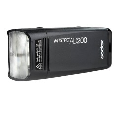 Pocket flash Godox AD200...