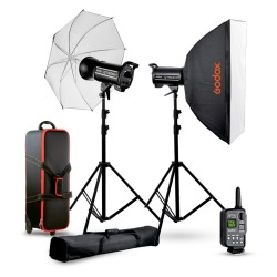 Studio flash kit 1 Godox...