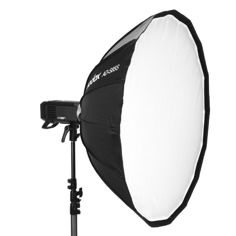 Godox Parabolic Softbox AD-S85S 85cm with Godox mount for AD400PRO