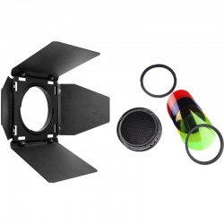 Godox BD-08 Barndoor with...