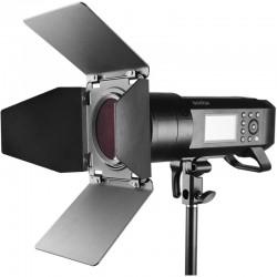 Aletas Godox BD-08 set con filtros
