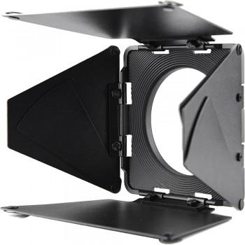 Godox SA-08 8-Leaf Barndoor for S30 Focusing LED Light