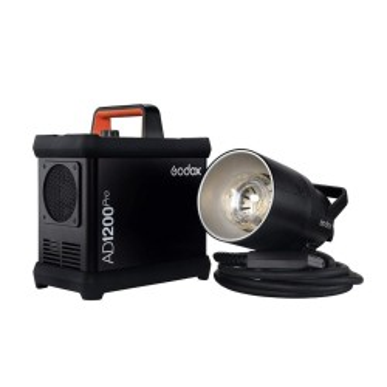 Godox AD1200PRO TTL Lampe +...