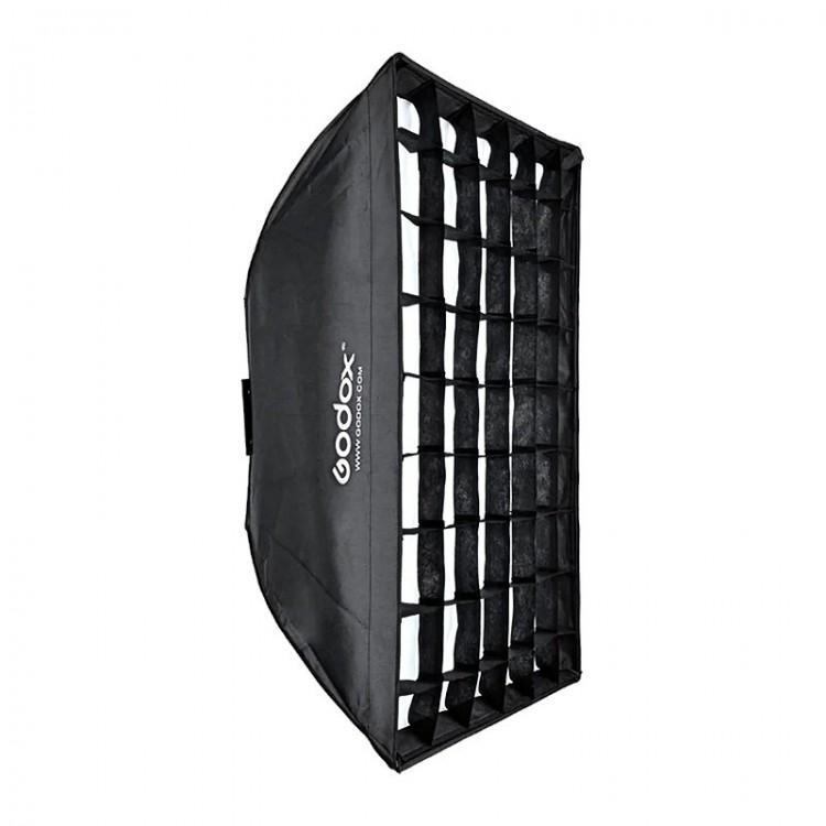 Softbox GODOX SB-GUBW6060 grid 60x60cm paraguas cuadrado