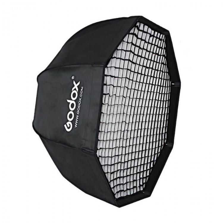 Softbox GODOX SB-GUE120 grid (rejilla) plegable octa