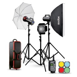 Studio flash kit Godox GSII...