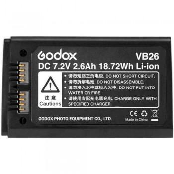 Godox spare battery VB26 for V1
