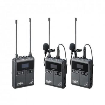 Godox WMicS2 Kit Wireless...