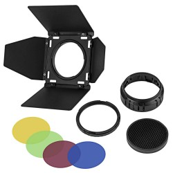 Godox BD-10 Barndoor Kit...