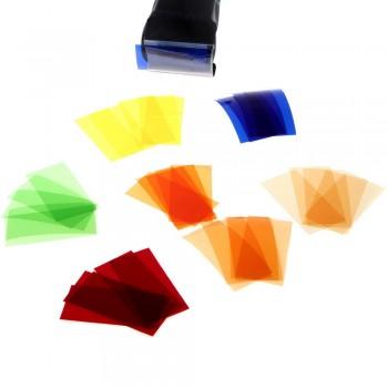 Zestaw filtrów kolorowych...