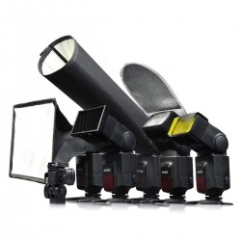 Godox SA-K6 zestaw 6w1 do...