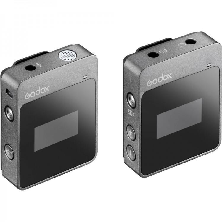 Godox Movelink M1 2.4GHz Bezprzewodowy System Mikrofonowy
