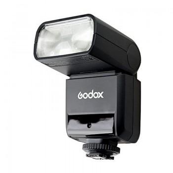 La lámpara de flash Godox TT350 Speedlite para Sony