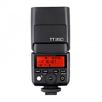 Flashgun Godox TT350 speedlite for Nikon