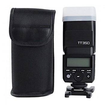 Lámpara de flash Godox TT350 Speedlite para Nikon