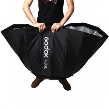 Softbox Godox P90L hexadecágono parabólico 90cm