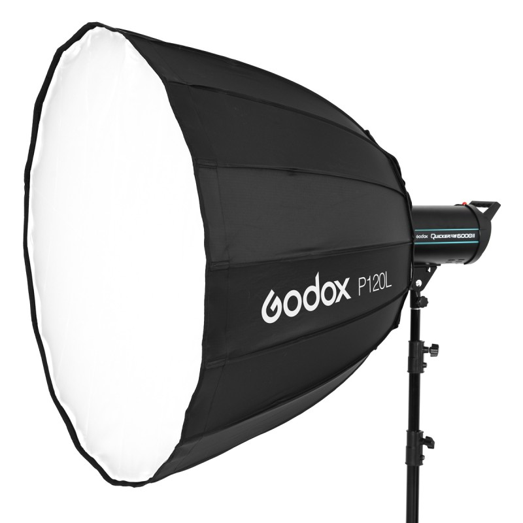 Softbox Godox P120L hexadecágono parabólico