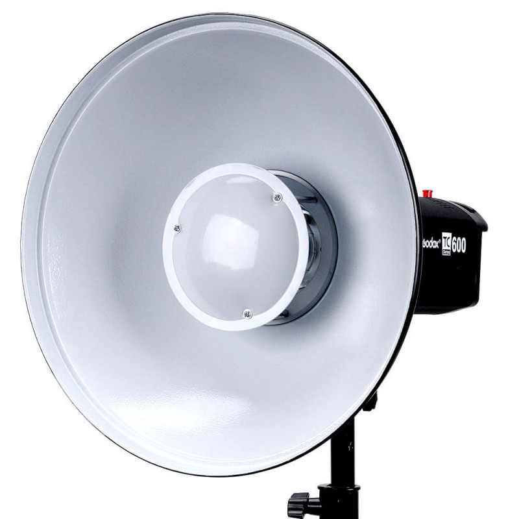 Godox BDR-W550 Beauty Dish 550mm White Bounce