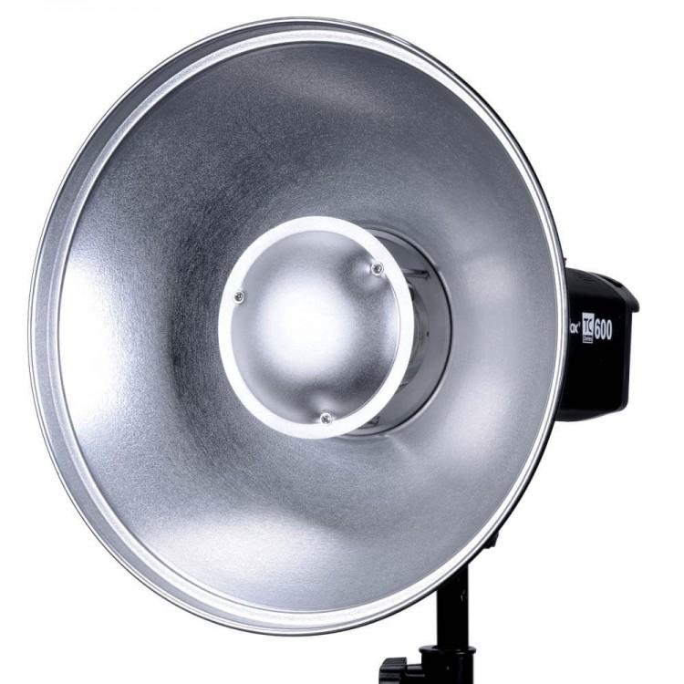 Godox BDR-S550 Beauty Dish 550mm plata