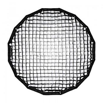 Nido de abeja grid Godox G120 parabólico softbox para P90