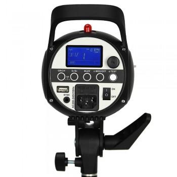 Lámpara de flash de estudio Godox SK400II