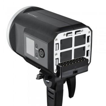 Godox SLB-60W mit Powerpack LED
