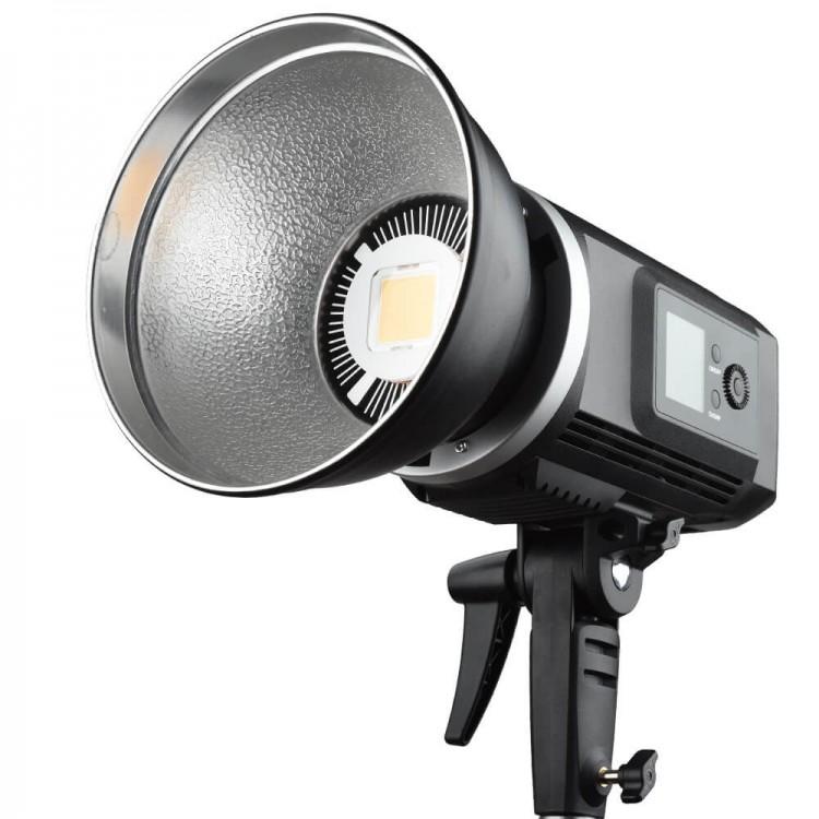 Lámpara de luz continua recargable Godox SLB-60W Vídeo