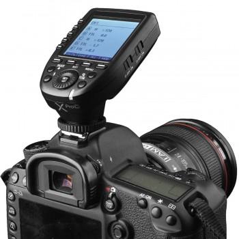 Trigger Godox X Pro transmiter Canon