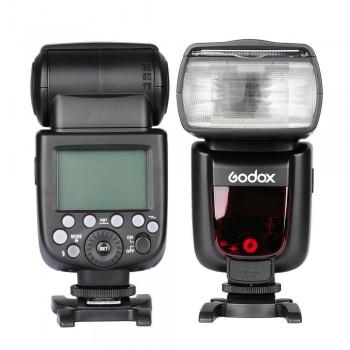 La lámpara de flash Godox TT685 Speedlite para Nikon