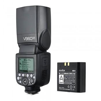 Godox Ving V860II Blitzgerät für Fuji