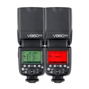 Flashgun Godox Ving V860II speedlite for Nikon
