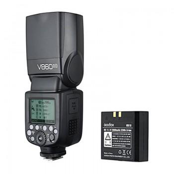 Godox Ving V860II Olympus lámpara de flash