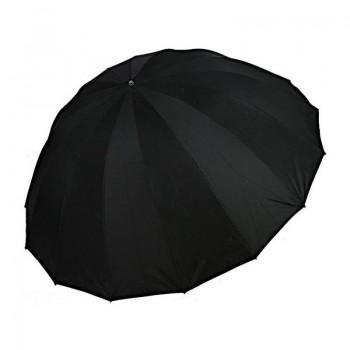 Paraguas GODOX UB-L1 75 blanco y negro grande 185cm
