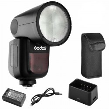 Godox V1 Round Head lampa błyskowa Nikon