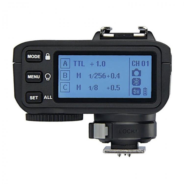 Transmisor Godox X2T Nikon