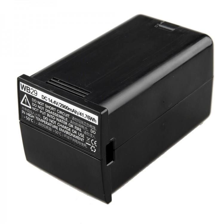 Batería Godox WB29 para AD200
