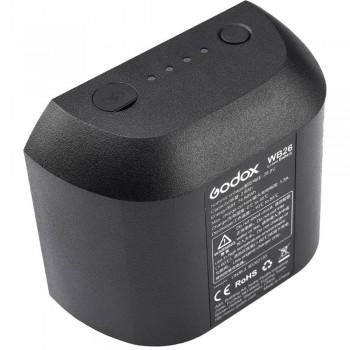 Godox WB26 Akku