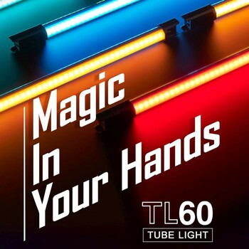 🖐Introducing #Godox LED Tube Light #TL60🖐  🚦Unleash your creativity with the #TL60. Thanks to this magic light you will have an endless range of scenarios for filming, photography or other stage applications (DMX control!)  🤩With multiple color modes, CRI 96 and TLCI 98, an ultra-intelligent control system and flexible lamp design, it enables a variety of lighting configurations to provide impressive performance when exploring creativity, taking pictures with high efficiency and creating unforgettable magical moments. . #new #newone #magic #magicinyourhands #bestone #hightcquality #creativephotograpgy #creativity #modern #moderndesign #lighting #magical #lamp #flexiblelamp #controlsystem #godoxlight #hightcquality #blue #green #yellow #red #color #colorgame #violet #creativityphoto #tubelight #TL60